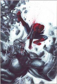 Spider-Man vs. Rhino