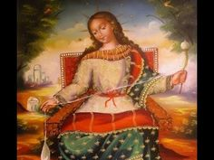 Miguel Zampedri - YouTube Pintura Colonial, Sebastian Bach, Christen, Youtube, Musicals, Mona Lisa, America, Artwork, Painting