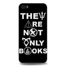 They Are Not Only Book iPhone 5[S] Case