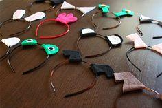 Easiest Costume Ever is DIY Headbands | Alphamom