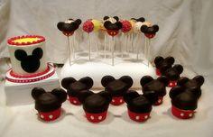 Mickey First Birthday