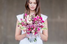 Day Three - Amanda Austin and Astrantia — British Flowers Week