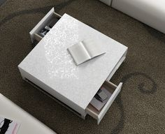 Estenso Coffee Table With Storage | Contemporary Coffee Tables at Go Modern, London