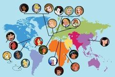 Where the Disney characters live