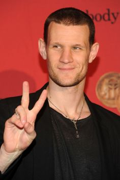 Matt Smith - Arrivals at the George Foster Peabody Awards