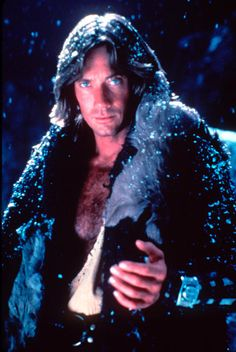 Kevin Sorbo as Hercules---I LOVED THIS SHOW