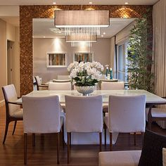 diy home decor Home Office Decor, Diy Home Decor, Dining Area, Dining Table, Oh My Home, Kitchen Banquette, Interior Architecture, Interior Design, Luxury Dining Room