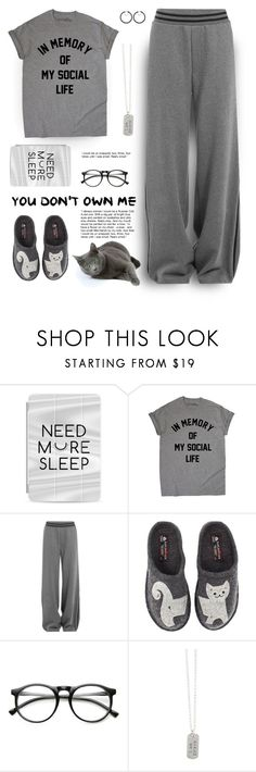 """""""Gray Day"""" by fassionista ❤ liked on Polyvore featuring Casetify, Puma, Haflinger and ZeroUV"""