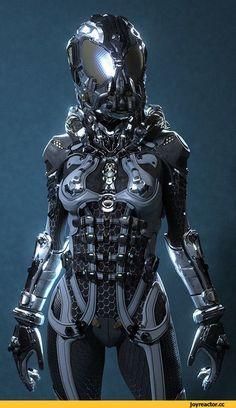 cyberpunk,art,арт,красивые картинки,Sci-Fi,барышня,concept military robots,Cyborg,Киборг,длиннопост