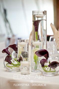 Dekoracje Ślubne Edan-Art, Kwiaty do ślubu warmińsko-mazurskie. Restauracja Przystań Olsztyn #wesele #slub