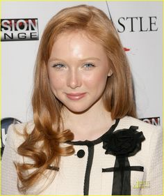 Molly Quinn from the amazing tv show Castle