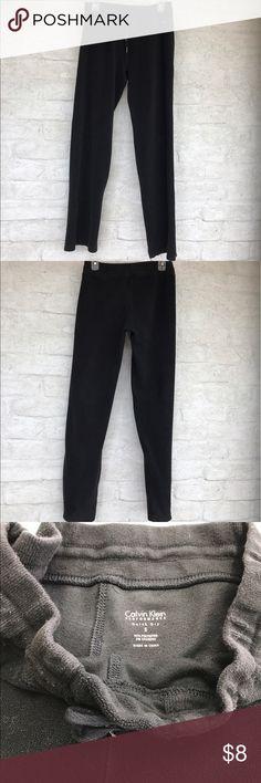 Calvin Klein Performance Fleece Pants Comfortable drawstring waist CK Performance pants. Size small. Very good condition. Calvin Klein Performance Pants