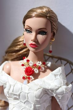 Spicy in Spain Poppy Parker by Isabelle from Paris, via Flickr