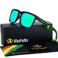43082ee72f7 Sunglasses. VIAHDA 2018 new and coole Polarized Ssunglasses Classic Men  Shades Brand Designer Sun glasses ...