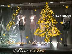 Arvores de Natal para Lojas e vitrines.