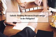 Catholic Wedding Document Requirements in the Philippines + FREE Printable Checklist - Love is a Mutt Catholic Wedding, Life Lessons, Philippines, First Time, Free Printables, Surfing, Love, Learning, Catholic Marriage