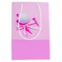Golf Gift Ideas in Pink - Thaninee Media