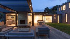 waiheke beach house: studio john irving