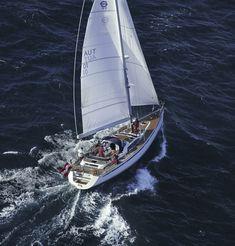 Sunbeam 53.2 im Meer #sea #yacht