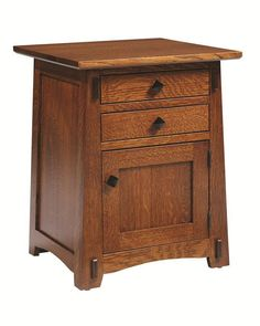 You& save on every piece of furniture at Amish Outlet Store! We custom make every item, and you can get the Olde Shaker End Table in Oak with any wood and stain. Best Wood For Furniture, Mission Style Furniture, Family Room Furniture, Shaker Furniture, Arts And Crafts Furniture, Amish Furniture, How To Clean Furniture, Ikea Furniture, Furniture Making