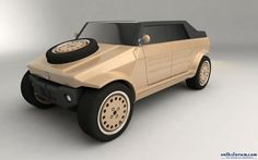 VW Thing - from the Future!!