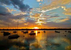 Lake Harriet Sunrise