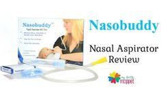 NasoBuddy – Nasal Aspirator Review