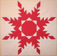 Feathered Star by Jo/Moonbear Designs and Quilting