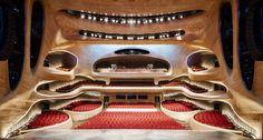 Ópera Harbin,© Adam Mørk