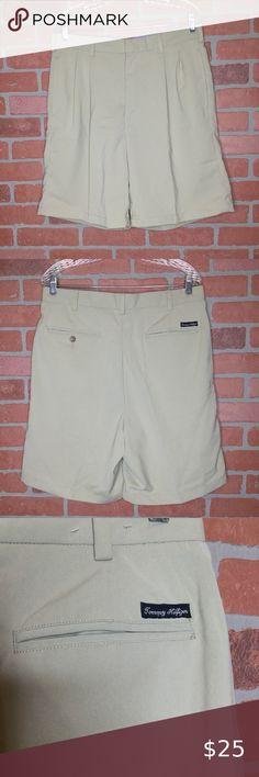 Tommy Hilfiger 9 Inch Shorts Pureed Pumpkin Mens Size 34 New