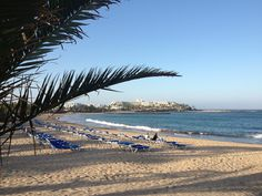 the beach at costa teguise