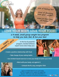Want to love your body - AND your food?