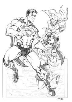 SuperFamily Artist: Jeremy Dale