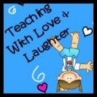 Thanks for visiting! Please check out my teaching blog..  Teaching With Love and Laughter...