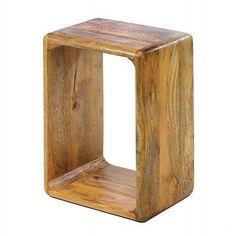 Arcadian Wood Bench