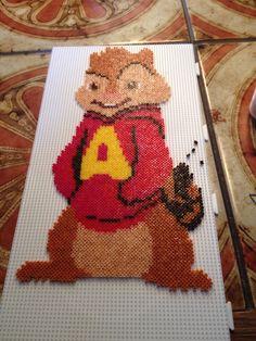 Alvin fra alvin og de frække jordegern