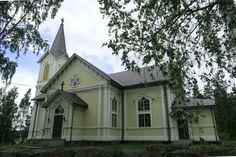 Liljendalin kirkko