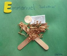 Baby Jesus Preschool Crafts | ... baby jesus craft would obviously also work well for a christmas craft