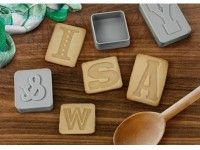 Biscuits Alphabet