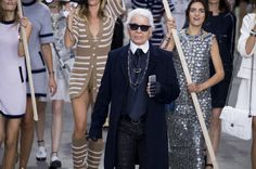 Chanel SS15 – Paris Fashion Week | Spring/Summer | MiNDFOOD
