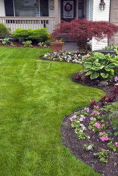 Awesome 55 Fresh Front Yard Landscaping Ideas #Fresh #FrontYard #Ideas #Landscaping