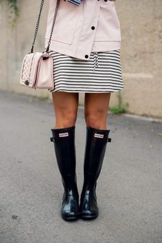 Rainy Day Outfit Ideas - Welcome to Olivia Rink