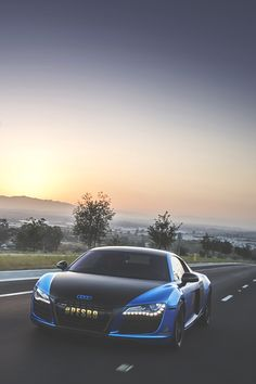 Audi R8 on the open road! #PerfectEscape #Audi #R8