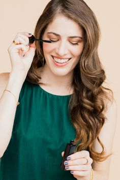 Brooke du jour | Best mascara for long lashes