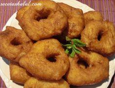 churros marroquíes Churros, Recetas Halal, Sweets Cake, Arabic Food, Food Humor, Veg Recipes, Mediterranean Recipes, Doughnuts, Cooking Time
