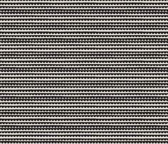SALLY_BLACK fabric by glorydaze on Spoonflower - custom fabric
