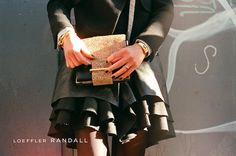 Enter to win one of Loeffler Randall's debut handbags!