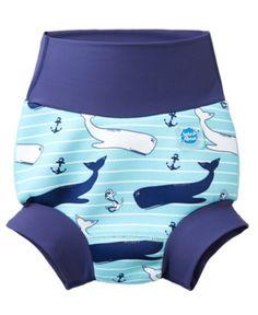 635ac4d9679c9 Splash About Reusable Happy Nappy Swim Diaper - Blue 12-24 months Diapers  Online,