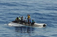 EU mulls boat-sinking plans to curb migrant smugglers. Read more @ http://www.allymon.com