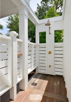 Large Outdoor Shower love this